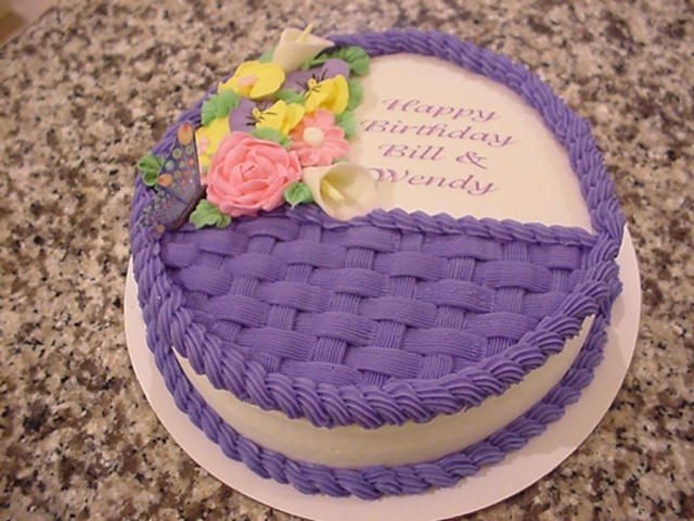 13 Flowers For Birthday Cakes With Icing Photo Buttercream Flower