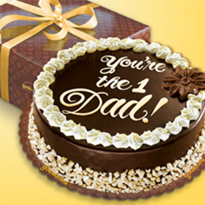 8 Cakes For Dad Restaurant Photo Nestle Toll House Cookie Cake