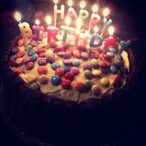 5 Happy Birthday Cupcakes Tumblr Photo Happy Birthday Cupcake