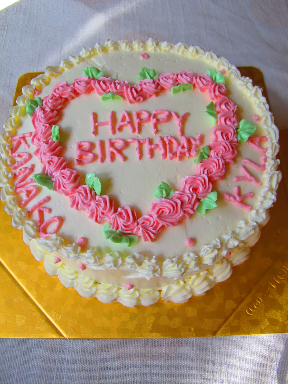 Happy birthday cake flowers with name flowers healthy happy birthday cake with flowers izmirmasajfo