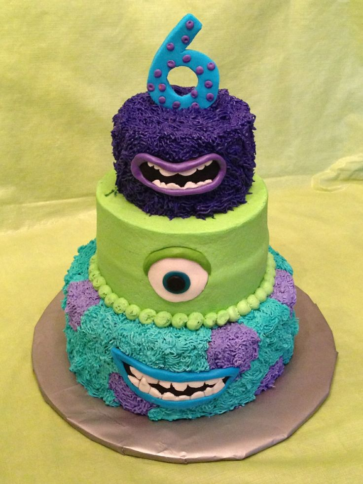 10 Grocery Store Monsters University Cakes Photo Monsters