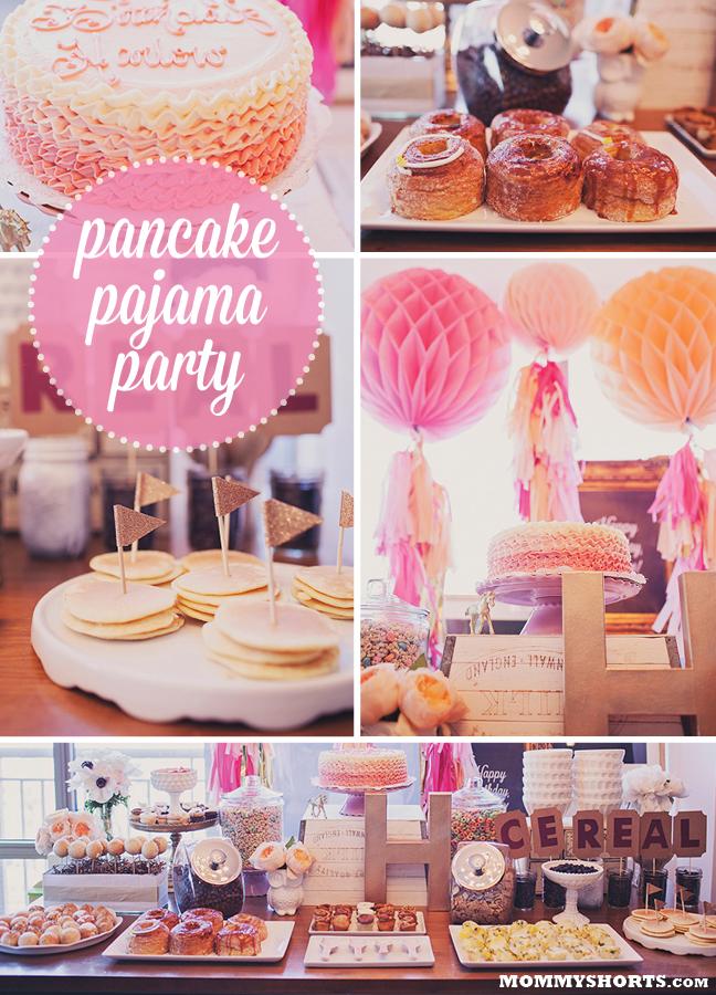 10 Pancakes And Pajamas Party Photo - Pancakes and Pajamas ...