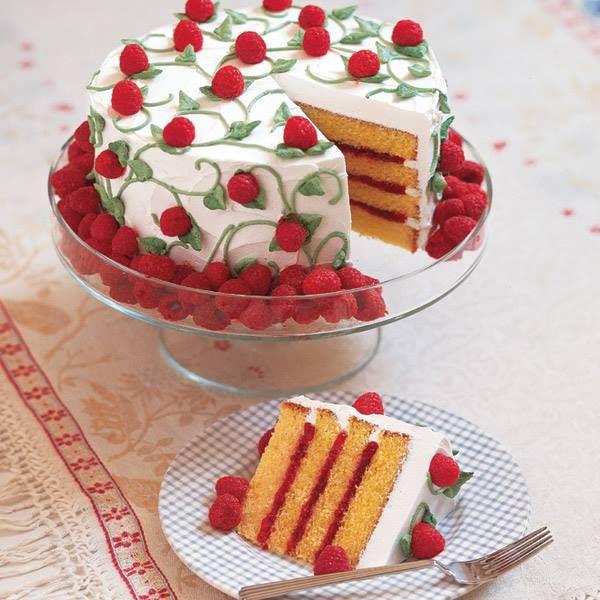 Summer Cake Decorating Ideas Design Ideas