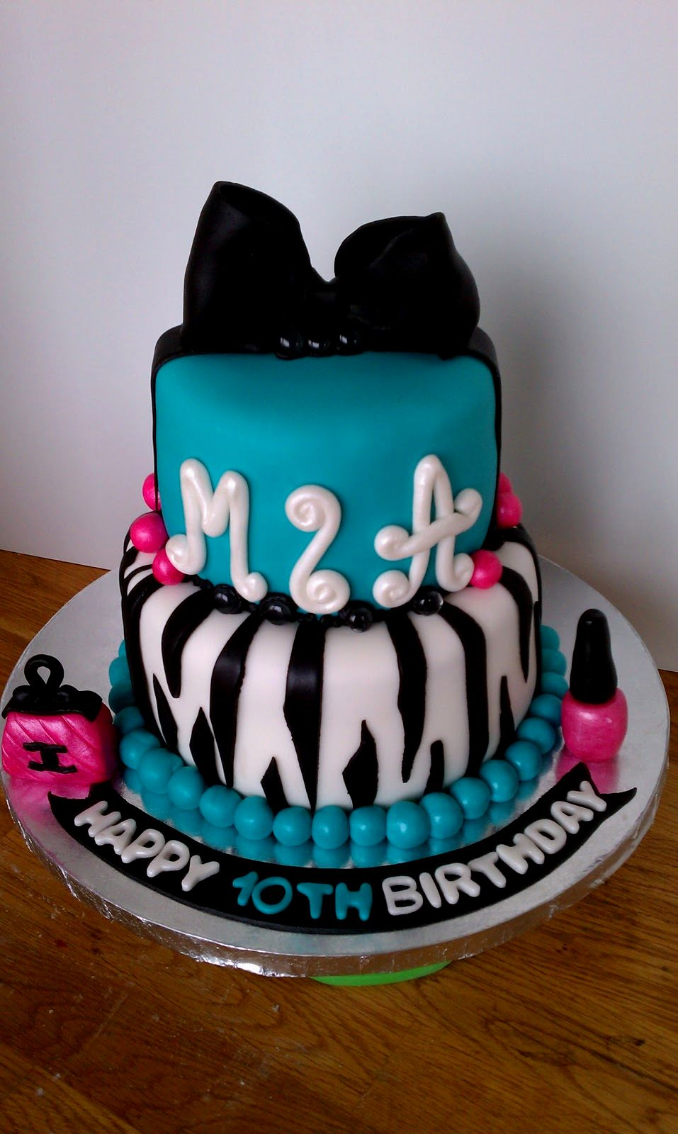 5 Cool Birthday Cakes For Girls 10 Year Old Photo 10 Year Old Cake