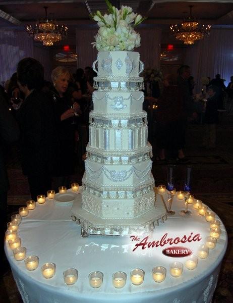 10 Saints Cakes Baton Rouge Photo Ambrosia Strawberry Cake