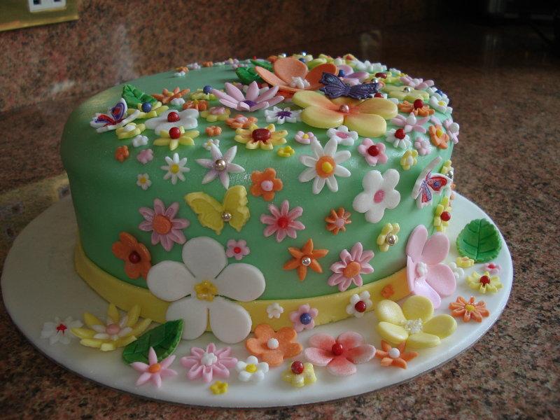 8 Beautiful Happy Birthday Sister Cakes Photo Beautiful Birthday