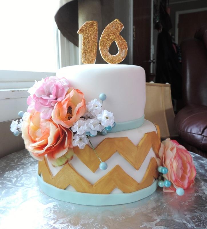 Astounding 13 Country Sweet 16 Cakes Photo Country Girl Sweet 16 Birthday Personalised Birthday Cards Veneteletsinfo