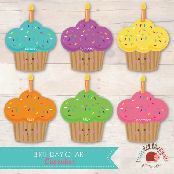 10 birthday calendar cupcakes photo happy birthday calendar