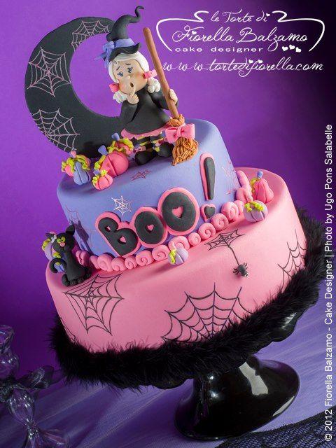11 Girly Halloween Birthday Sheet Cakes Photo Cute Halloween