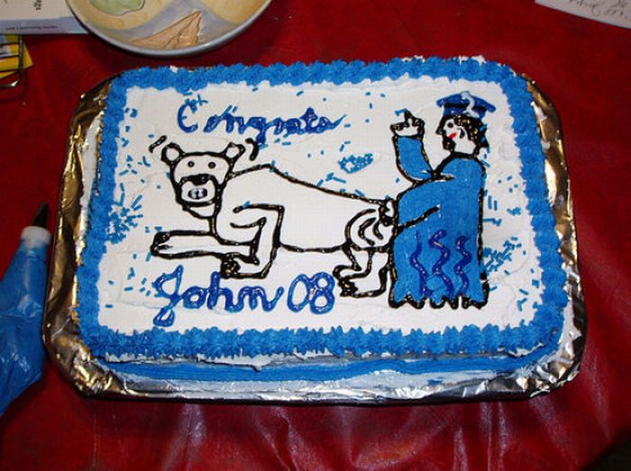 11 Funniest Graduation Cakes Photo Funny College Graduation Cakes