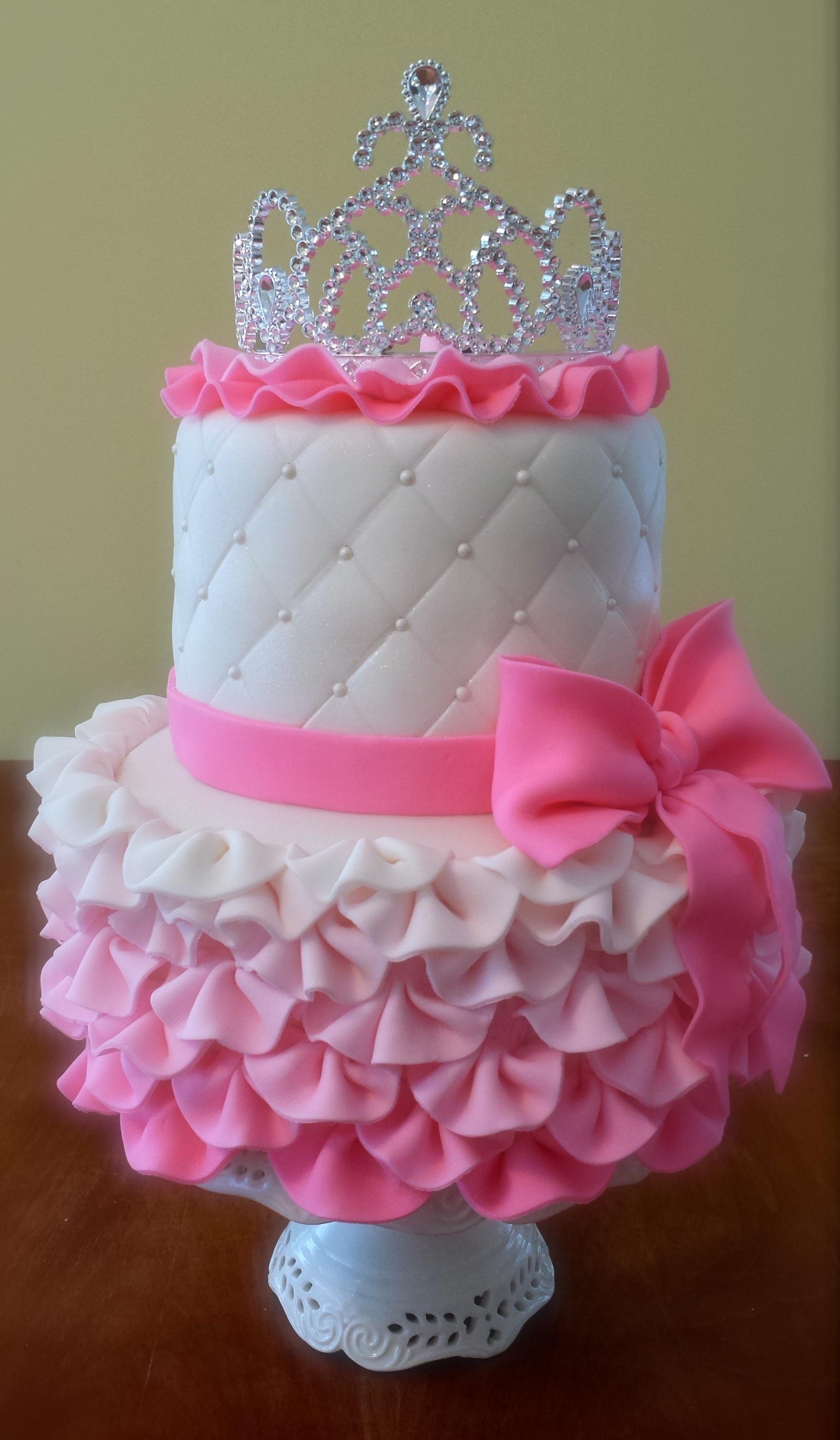11 Birthday Cakes For Girls Age 2 Photo Cake Ideas