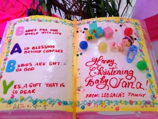 9 Christening Cakes Philippines Goldilocks Photo Goldilocks