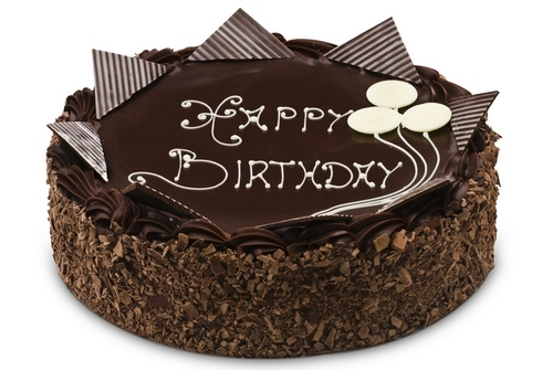 Awesome 5 Chocolate Cakes With Happy Birthday Quotes Photo Happy Funny Birthday Cards Online Fluifree Goldxyz