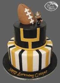 9 Best Saints Cakes Photo New Orleans Cake