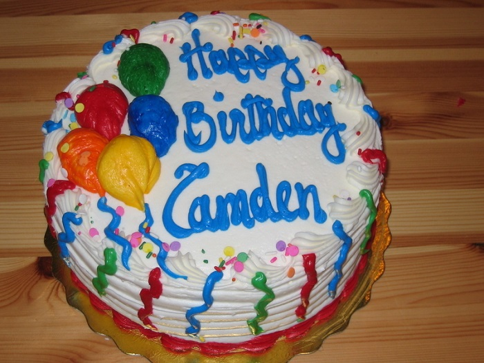 Vons Bakery Birthday Cakes