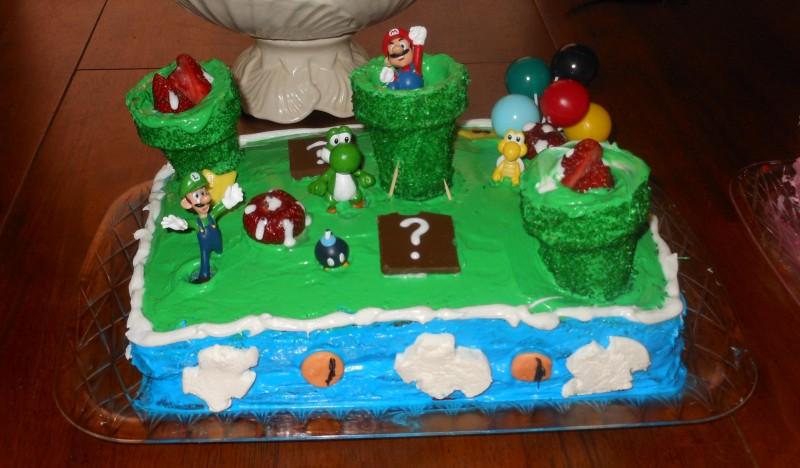6 Year Old Boy Birthday Cake Ideas