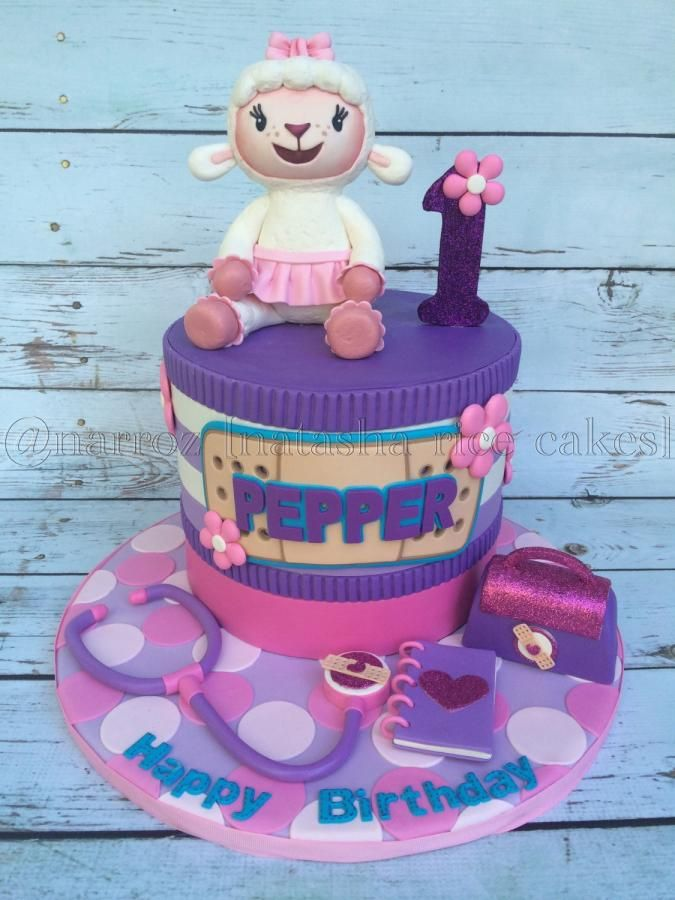 11 Doc Mcstuffins Birthday Cakes For Girls 5 Year Old Photo Doc