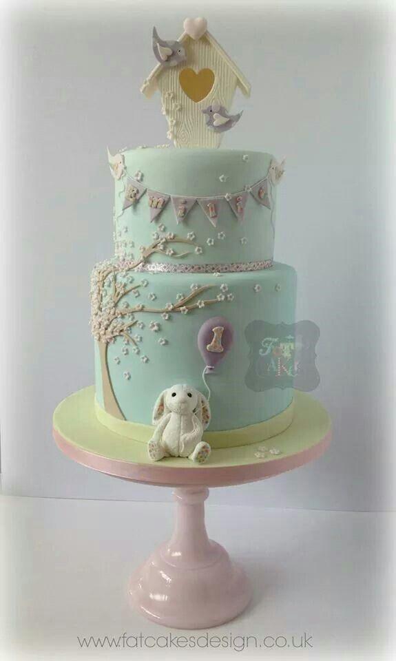 5 Easter Little Girls Birthday Cakes Photo Easter Birthday Cake