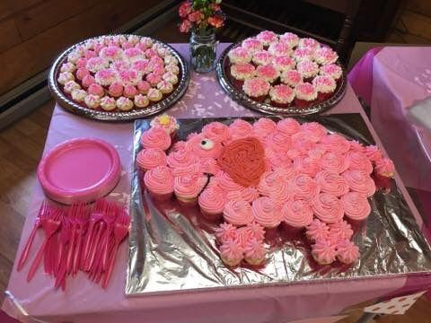 11 Baby Boy Shower Cake Elephant Cupcakes Photo Elephant Baby