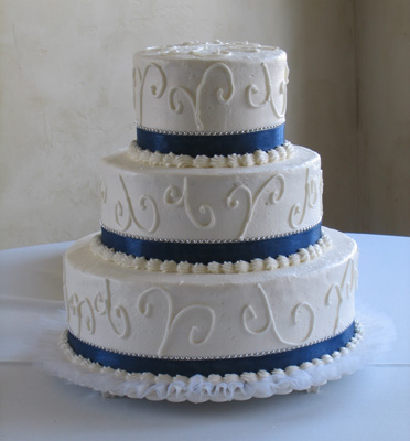 11 Dark Blue And Silver Wedding Cupcakes Photo Blue And Silver