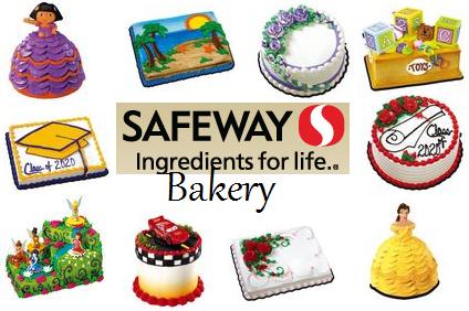 Safeway Bakery Cake Designs