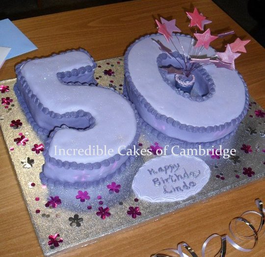Strange 8 Made With The Number 50 Birthday Cakes Photo 50Th Birthday Personalised Birthday Cards Sponlily Jamesorg