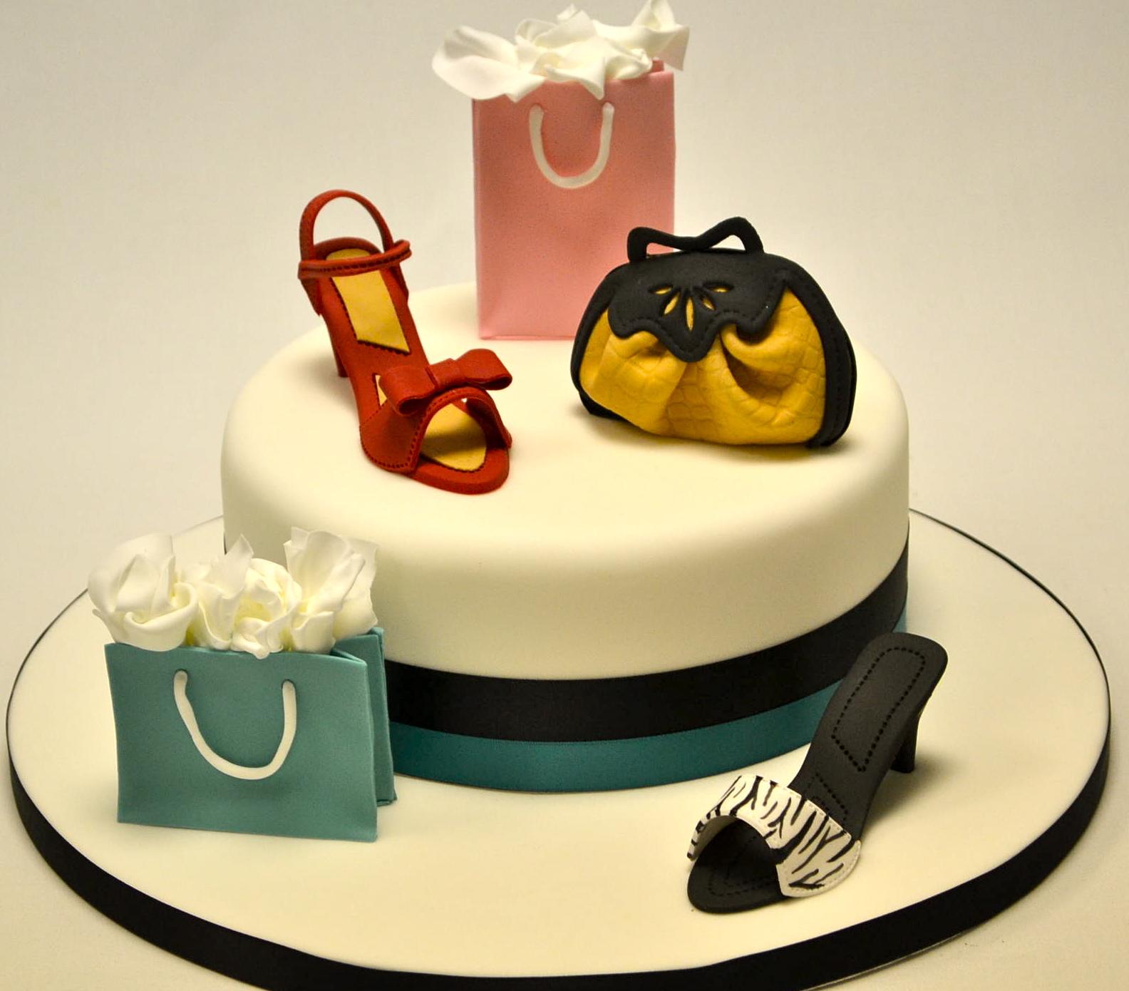 Handbag Cake Ideas