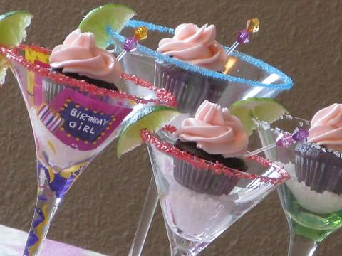 Cupcake Birthday Party Ideas