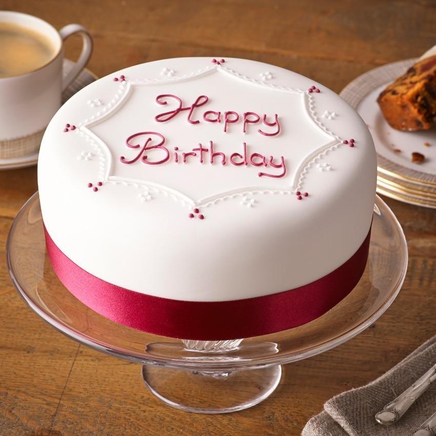10 Happy Birthday Cakes For Facebook Photo
