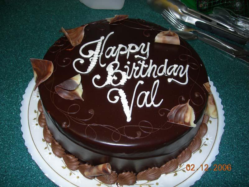 Terrific 5 Val Birthday Cakes Photo Happy Birthday Val Cake Happy Funny Birthday Cards Online Necthendildamsfinfo