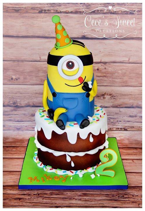 Miraculous 7 21 Birthday Cakes Minion Photo Minion Birthday Cake Minion Funny Birthday Cards Online Fluifree Goldxyz