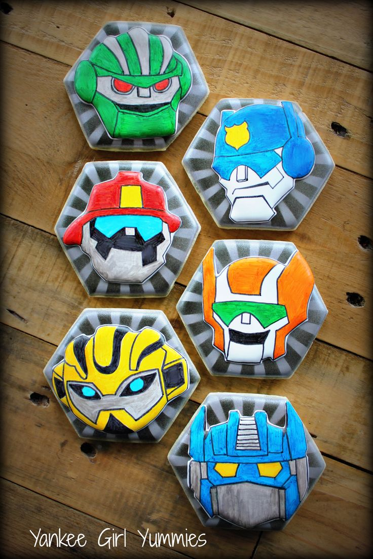13 Recue Bots Cakes For Girls Photo Transformers Rescue Bots
