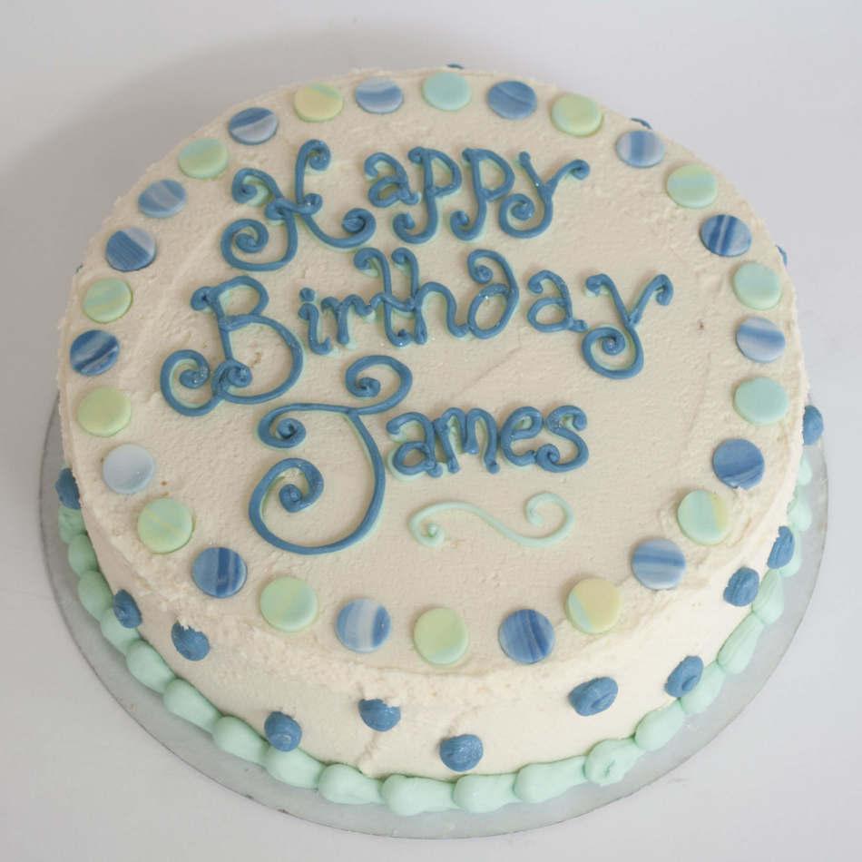 13 Buttercream Birthday Cakes For Boys Photo Boys Birthday Cupcake