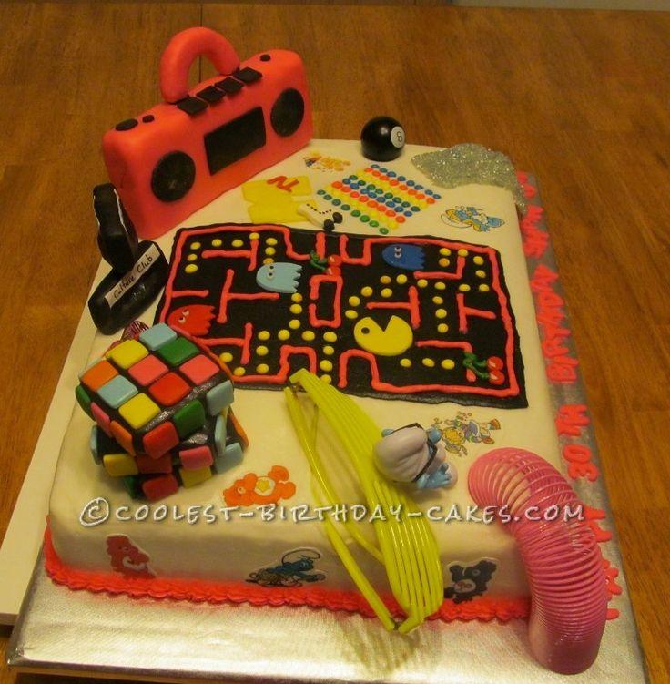 12 Coolest Birthday Cakes Ideas Photo Unique Birthday Cake Ideas