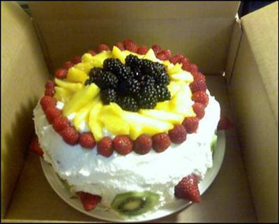 Handy Man Birthday CakeWe