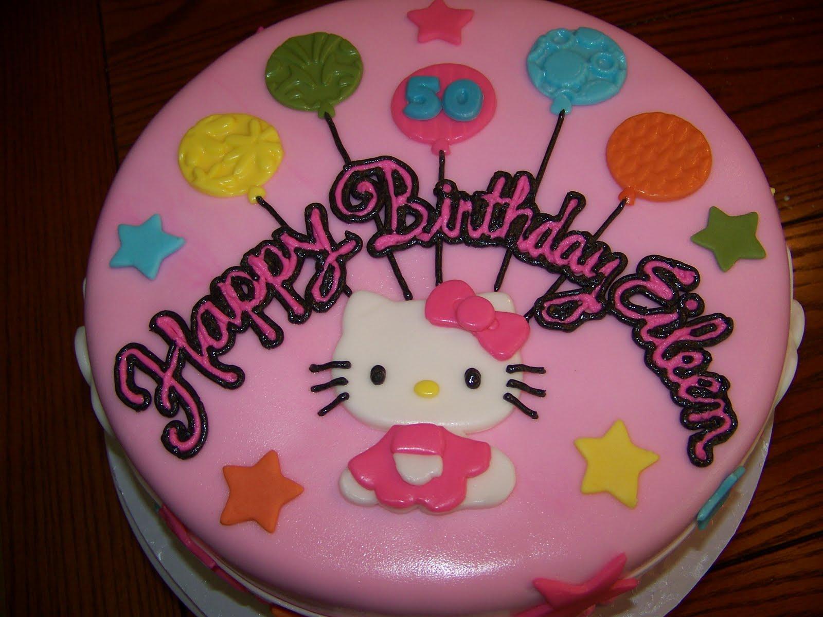 Astonishing 11 Teen Hello Kitty Cakes Photo Zebra Birthday Hello Kitty Funny Birthday Cards Online Alyptdamsfinfo