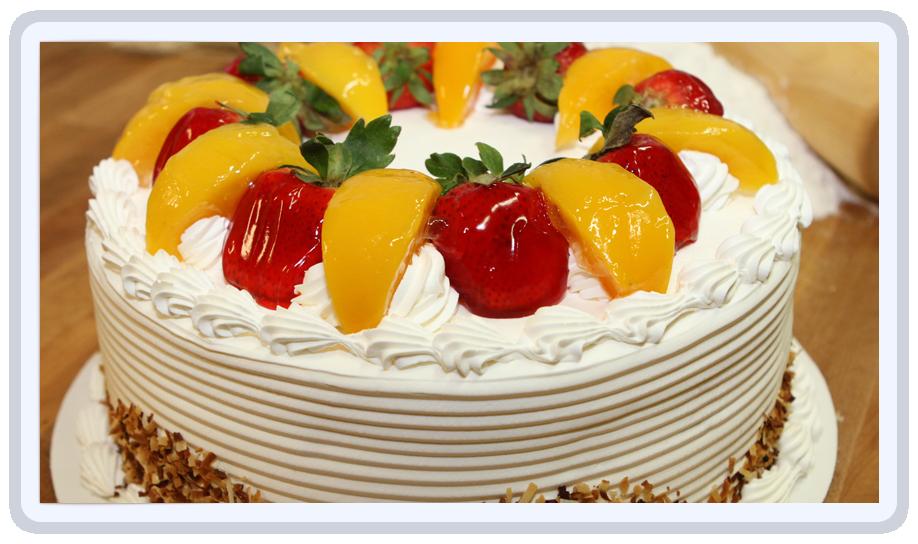 13 Best Fruit Cakes Online Photo Cake With Fresh Fruit Fresh