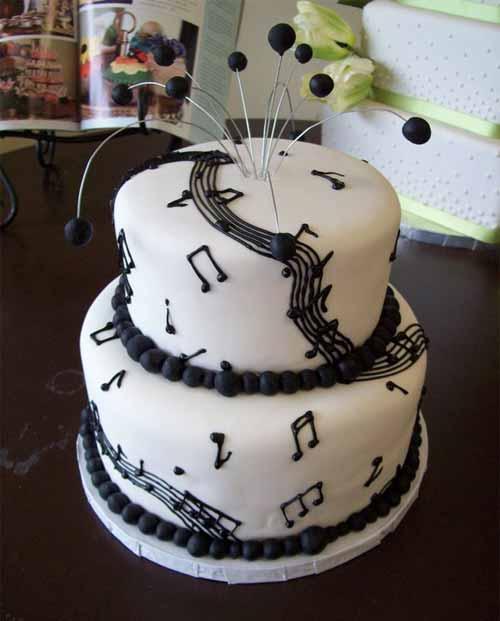 Marvelous 11 Art Music Birthday Cakes Photo Music Birthday Cake Ideas Birthday Cards Printable Benkemecafe Filternl