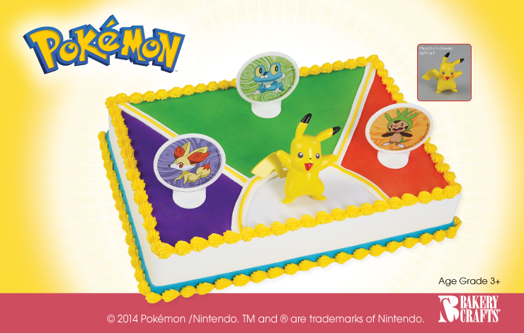 Admirable 12 Publix Pokemon Cupcakes Photo Pokemon Birthday Cake Toppers Funny Birthday Cards Online Eattedamsfinfo