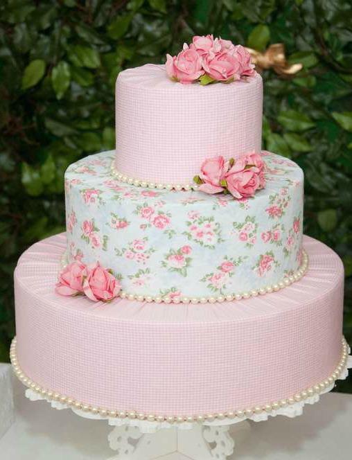 Brilliant 7 Chic Birthday Cakes Photo Shabby Chic First Birthday Cake Personalised Birthday Cards Vishlily Jamesorg