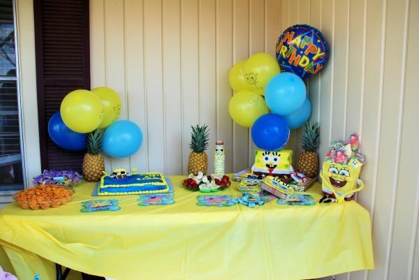 Pleasing 11 Spongebob Cakes At Wal Mart Photo Spongebob Birthday Cakes At Funny Birthday Cards Online Fluifree Goldxyz