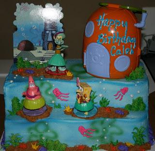 Miraculous 11 Spongebob Cakes At Wal Mart Photo Spongebob Birthday Cakes At Funny Birthday Cards Online Fluifree Goldxyz