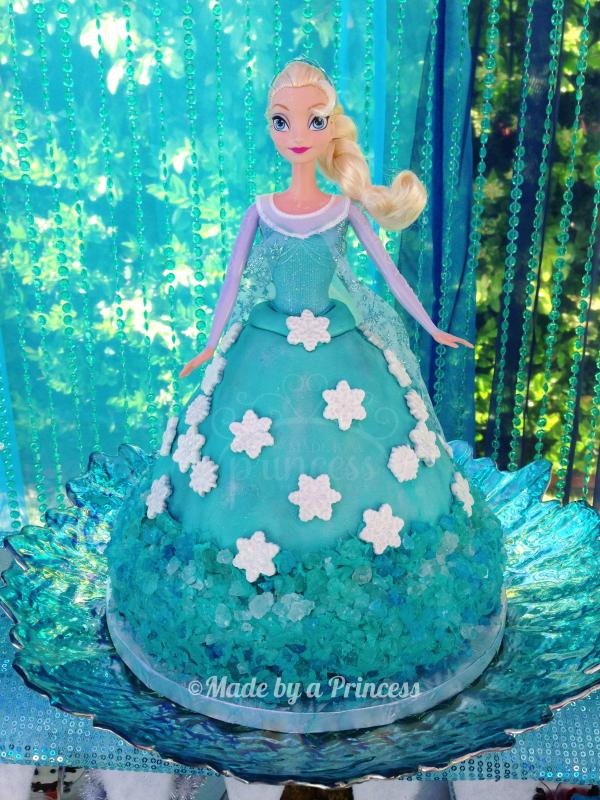 11 Frozen Party Ideas Cakes Photo Frozen Party Cake Idea Frozen