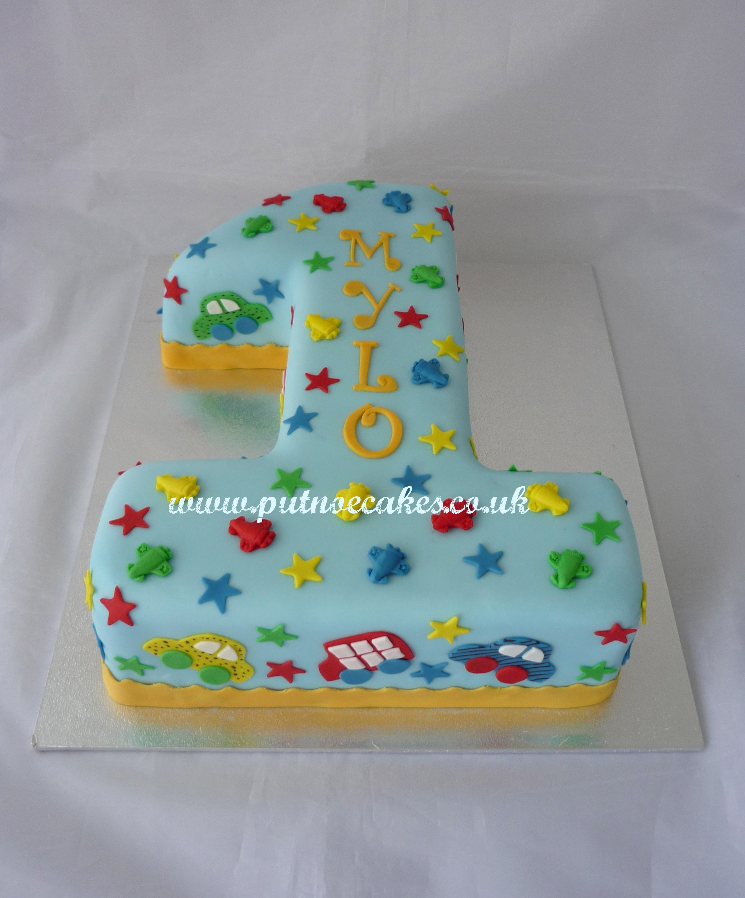 Fantastic 12 Number 1 First Bday Cakes Photo Number 1 First Birthday Cakes Personalised Birthday Cards Beptaeletsinfo