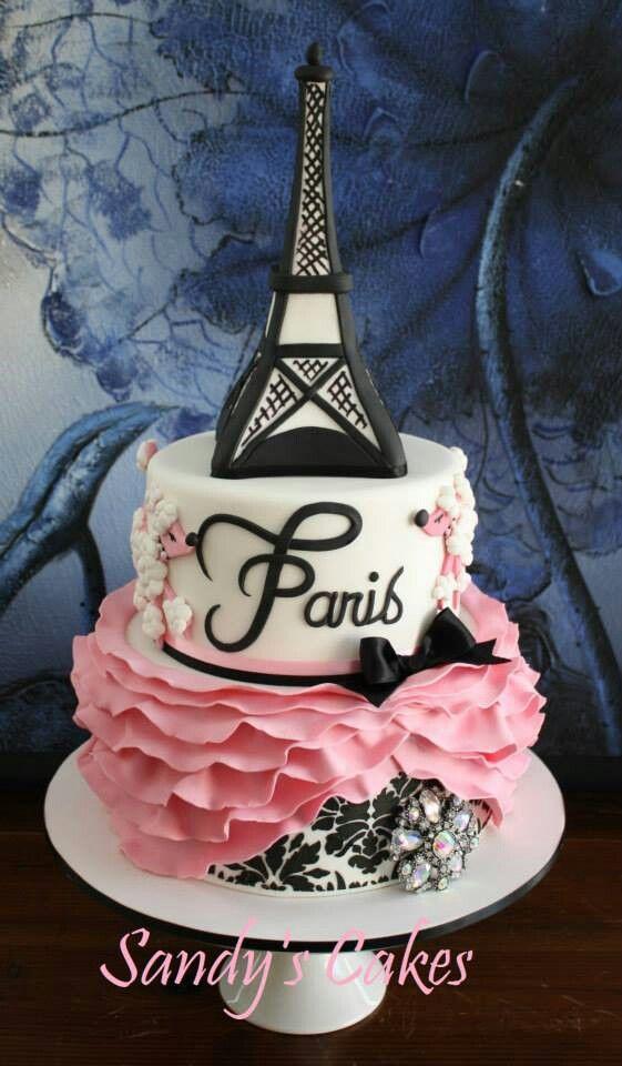 Miraculous 12 Paris Poodle Sheet Cakes Photo Paris Themed Cake Paris Funny Birthday Cards Online Aeocydamsfinfo