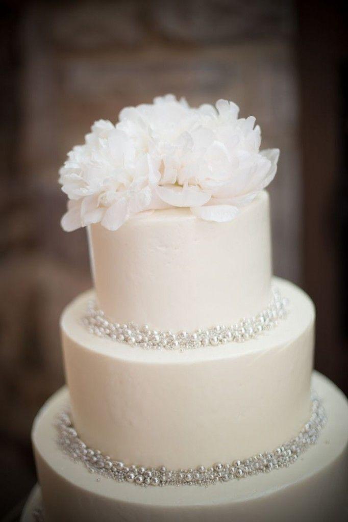 9 Simple Wedding Cakes Pinterest Bing Photo - Small Simple Wedding ...