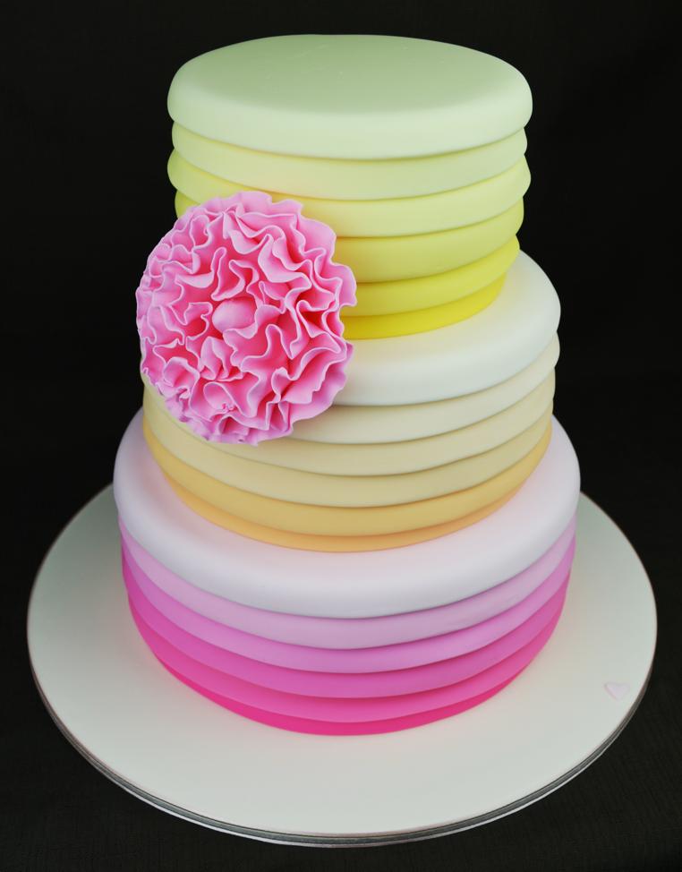 13 Three Tier Cake For Birthday Cakes Photo