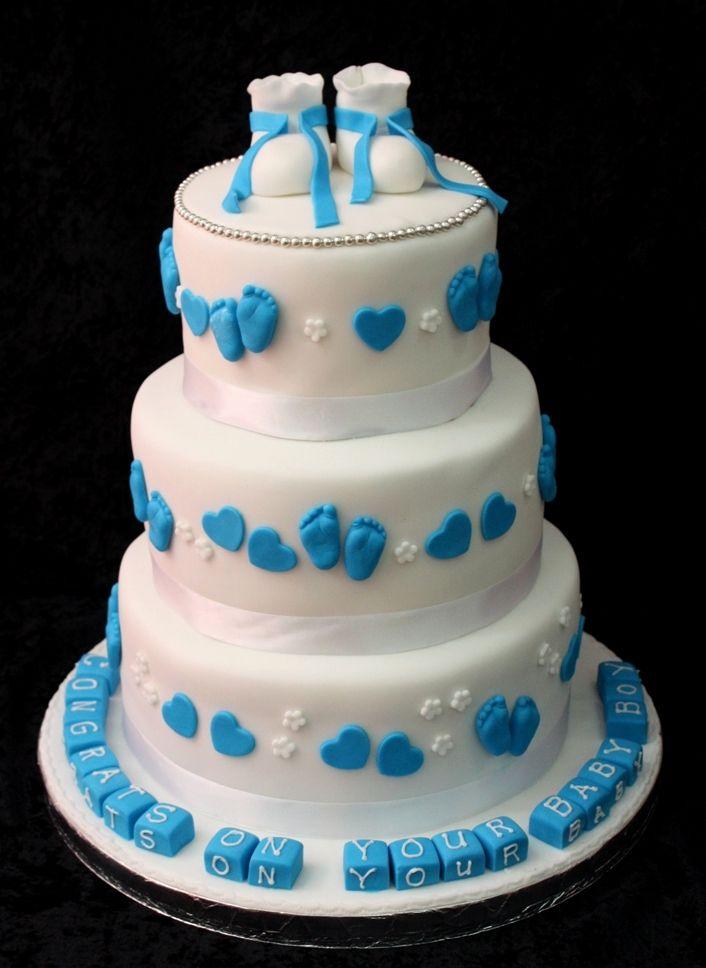 10 Birthday Cupcakes For Baby Boy Photo Baby Boy First Birthday