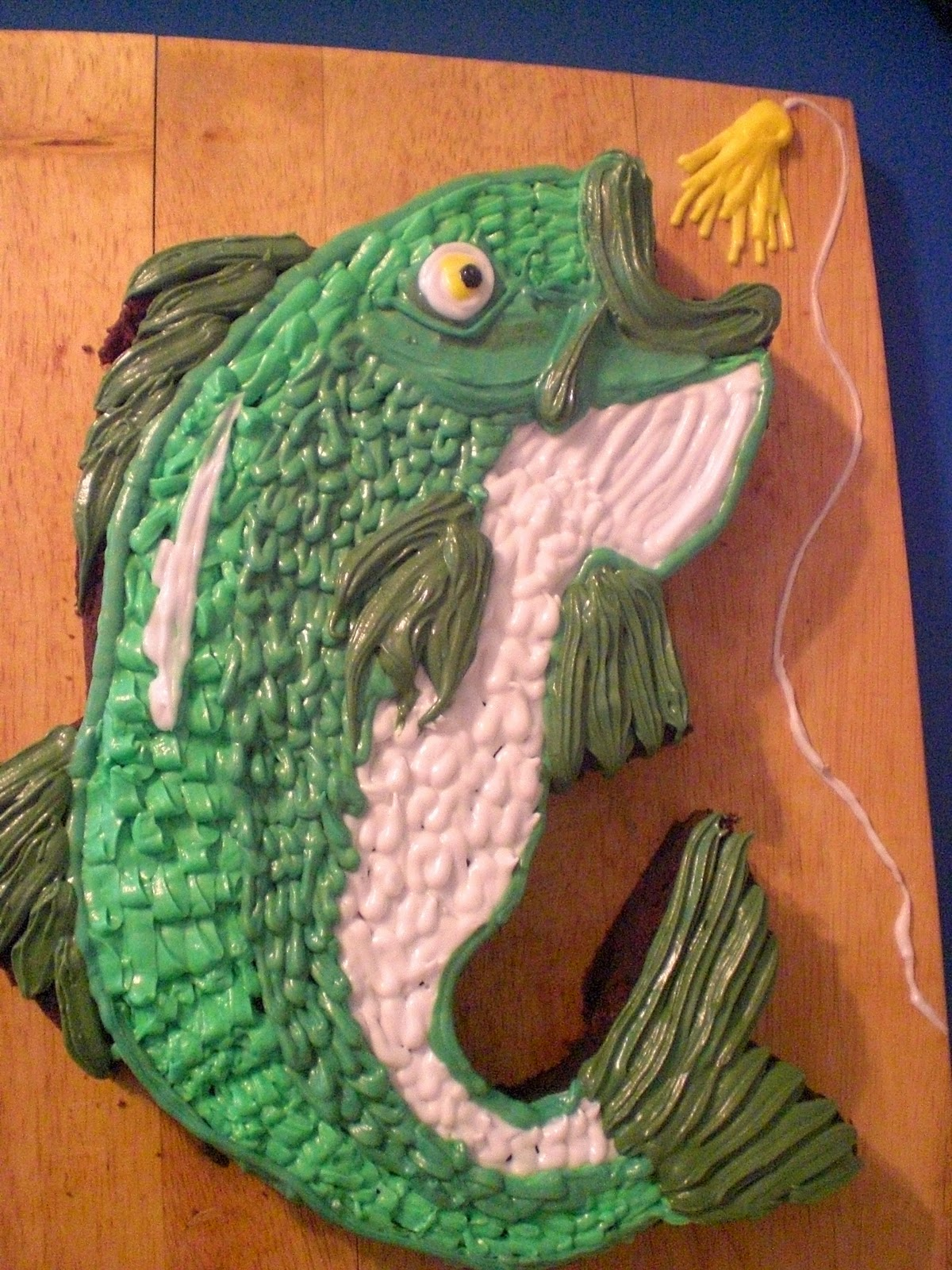 Fine 11 Cakes Shaped Like Fish Cake Made Out Of Fish Photo Fish Funny Birthday Cards Online Overcheapnameinfo