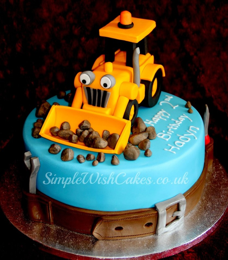 Miraculous 13 Party Cakes Digger Photo Little Man Birthday Cake Digger Funny Birthday Cards Online Elaedamsfinfo
